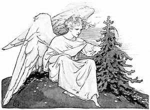 Ο άγγελος και το δέντρο
