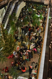 Από την Χριστουγεννιάτικη εκδήλωση των δημοτικών σχολείων Καβάλας