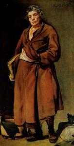 Ο Αίσωπος σε πίνακα του Diego Velazquez που φιλοτέχνησε στα 1639-40