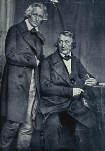 Οι αδερφοί Γιάκομπ και Βίλχελμ Γκριμ