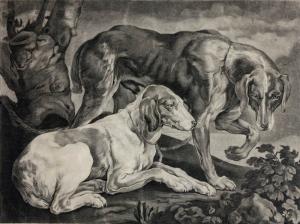 Γεωργός και σκύλοι