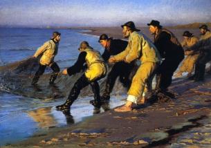 Πίνακας του Peder Severin Kroyer το 1883