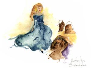 Η βασιλοπούλα με το σιμιγδάλι 2