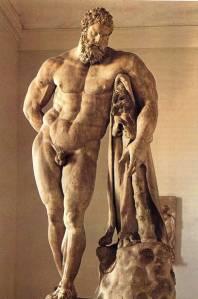 Ο Ηρακλής του Λύσιππου (4ος αιώνας π.Χ.)