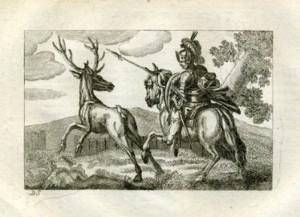 Άλογο και Ελάφι