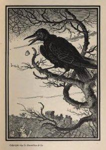 Έργο του Richard Heighway (1894) εμπνευσμένο από τον μύθο του Αισώπου