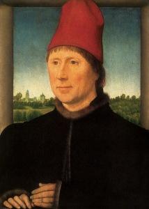 Πίνακας του Hans Memling (1430-1494)