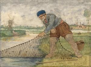 Πίνακας του Hendrick Avercamp (1585-1634)